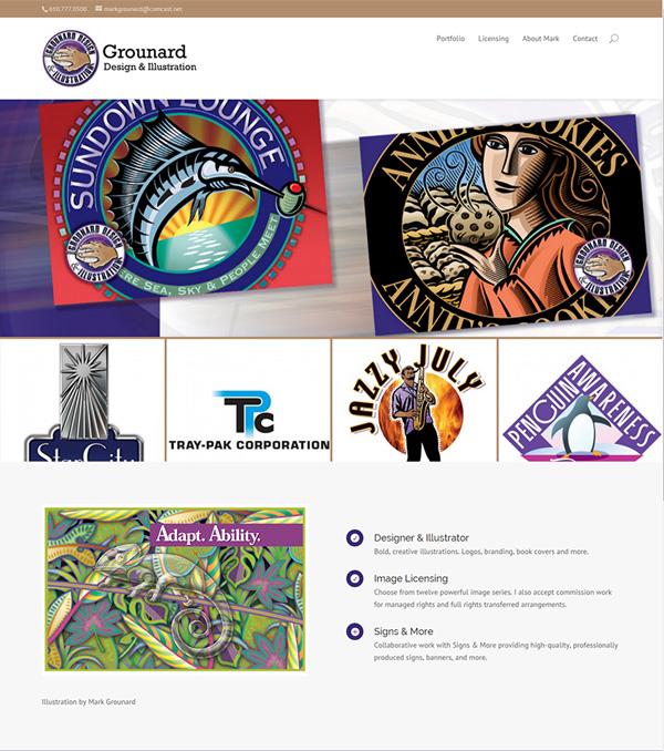 Grounard Design & Illustration