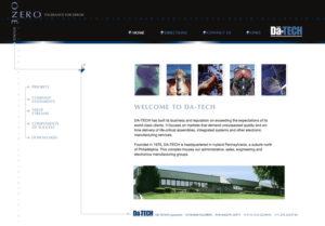 DA-TECH Home (2005 - 2010)