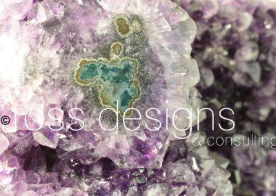 Amethyst Geode Bloom