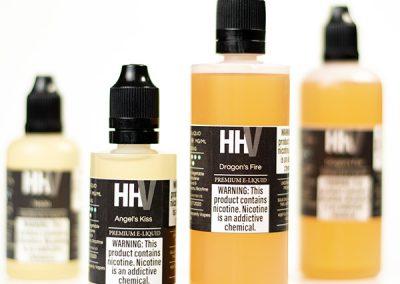 HHV New Bottles Ad