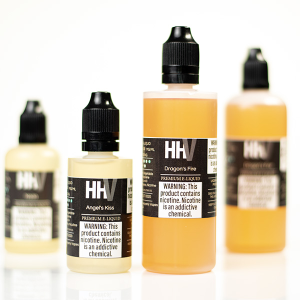 HHV New Bottles Ad