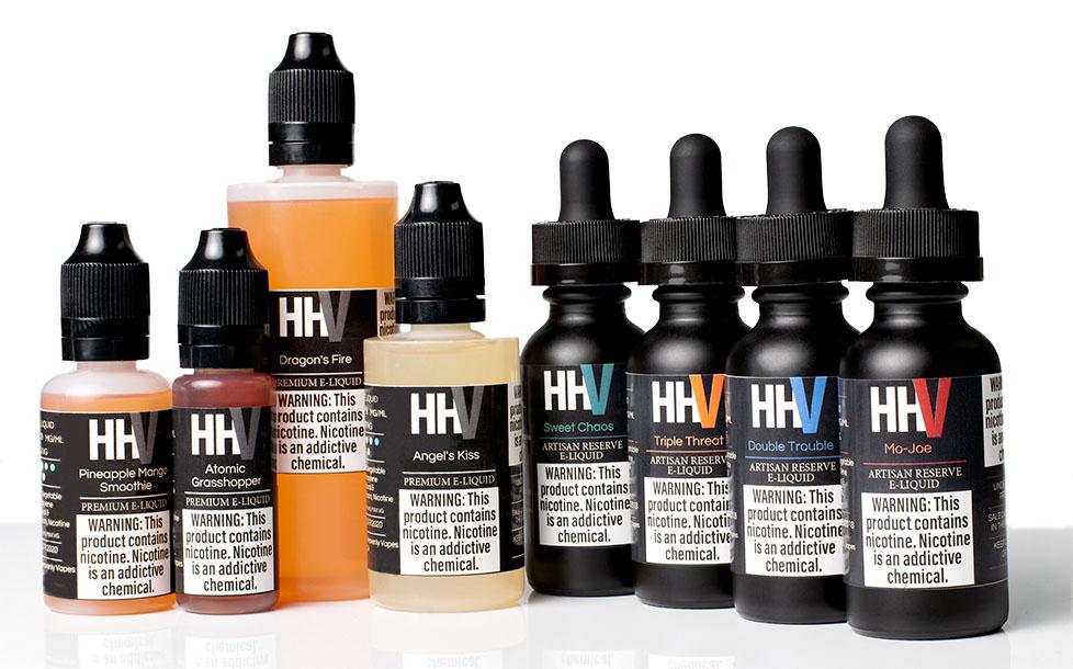 HHV Premium Product Line